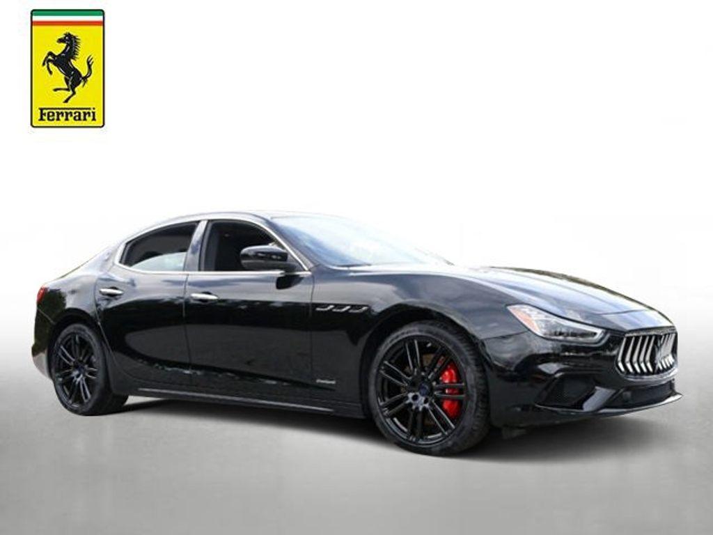 2019 Maserati Ghibli GranSport 3.0L - 18482759 - 10