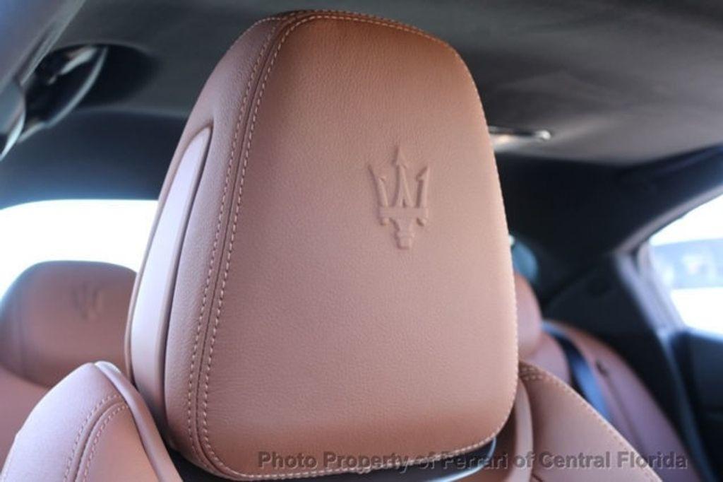 2019 Maserati Ghibli GranSport 3.0L - 18533834 - 25