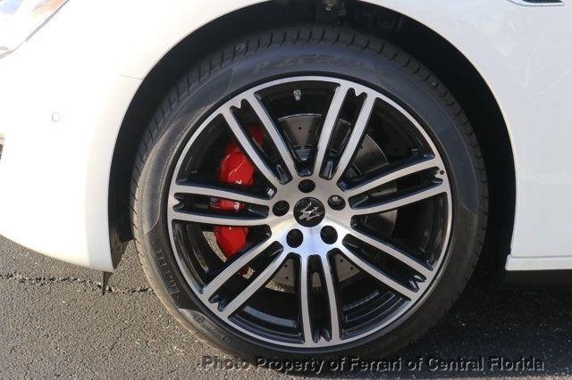 2019 Maserati Ghibli S 3.0L - 18232256 - 13