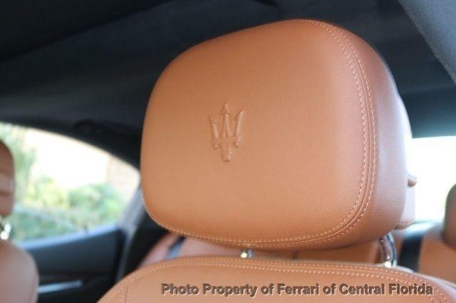 2019 Maserati Ghibli S 3.0L - 18232256 - 17