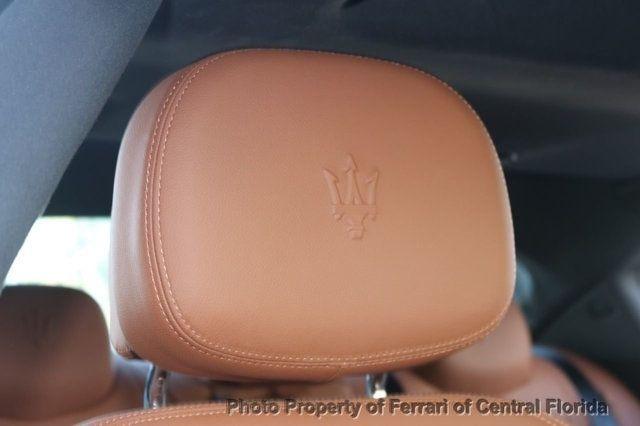 2019 Maserati Ghibli S 3.0L - 18232256 - 26