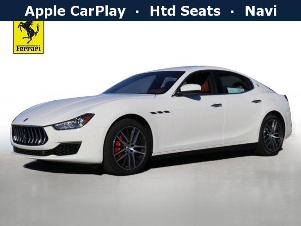 2019 Maserati Ghibli S 3.0L - 18512910 - 0