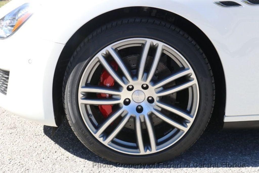 2019 Maserati Ghibli S 3.0L - 18533735 - 13