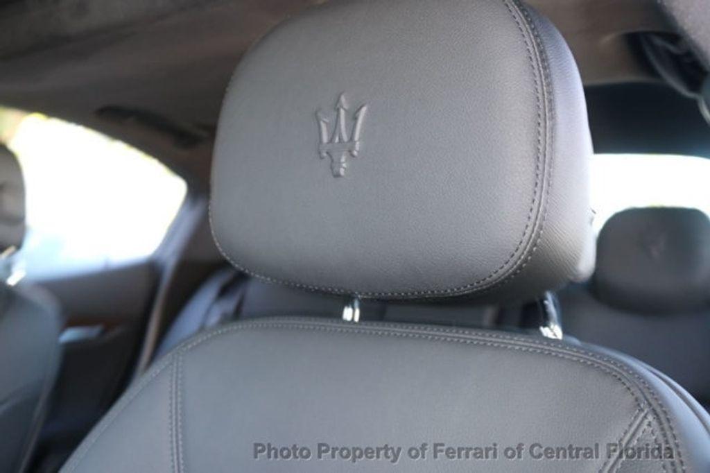2019 Maserati Ghibli S 3.0L - 18533735 - 19