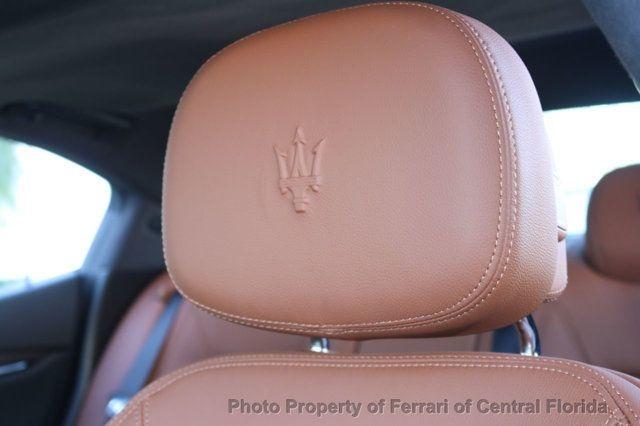 2019 Maserati Ghibli S 3.0L - 18533737 - 19