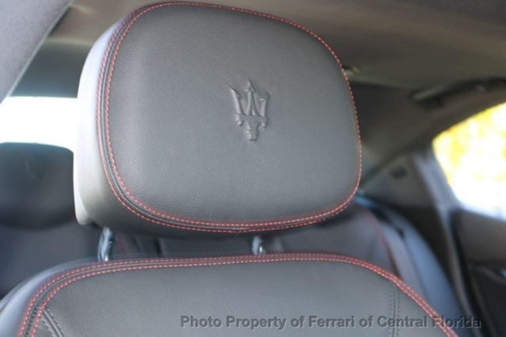 2019 Maserati Ghibli S 3.0L - 18533830 - 28