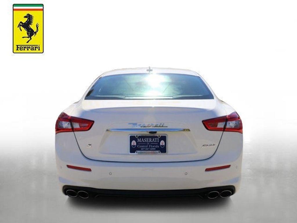 2019 Maserati Ghibli S 3.0L - 18533830 - 6