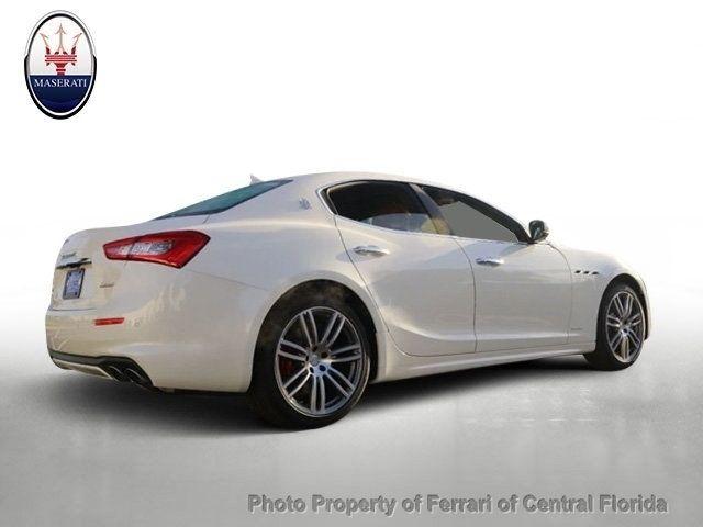 2019 Maserati Ghibli S GranLusso 3.0L - 18232255 - 8
