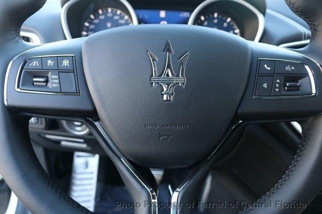 2019 Maserati Ghibli S GranLusso 3.0L - 18543123 - 34