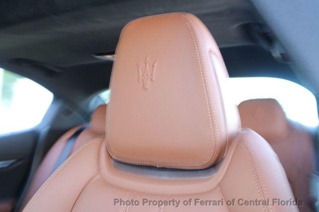 2019 Maserati Ghibli S GranSport 3.0L - 18533734 - 19