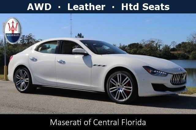 Maserati Ghibli Q4 >> 2019 New Maserati Ghibli S Q4 At Ferrari Of Central Florida Serving Orlando Fl Iid 18531797