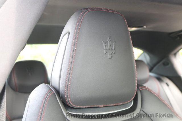2019 Maserati Ghibli S Q4 GranSport 3.0L - 18227067 - 27