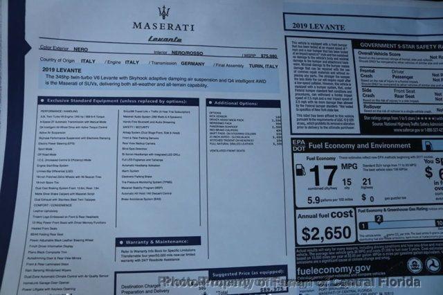 2019 Maserati Levante  - 18188631 - 43
