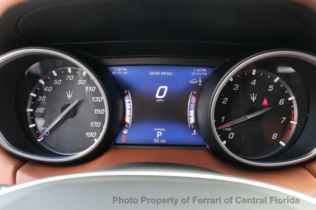 2019 Maserati Levante 3.0L - 18531843 - 38