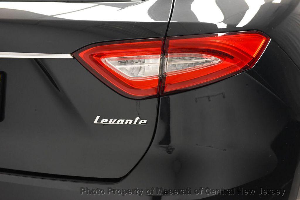 2019 Maserati Levante 350HP AWD - 18180617 - 13