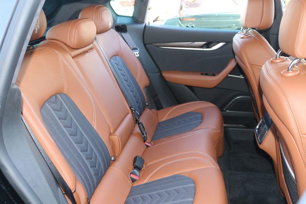 2019 Maserati Levante GranLusso 3.0L - 18530209 - 28