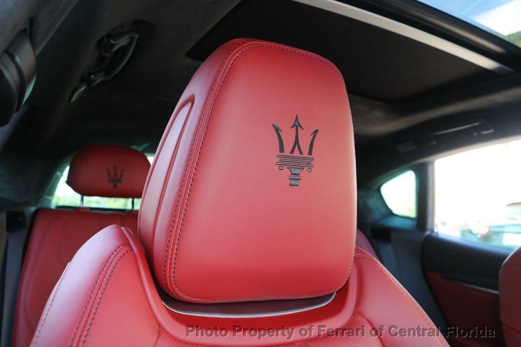 2019 Maserati Levante GTS 3.8L - 18526056 - 31