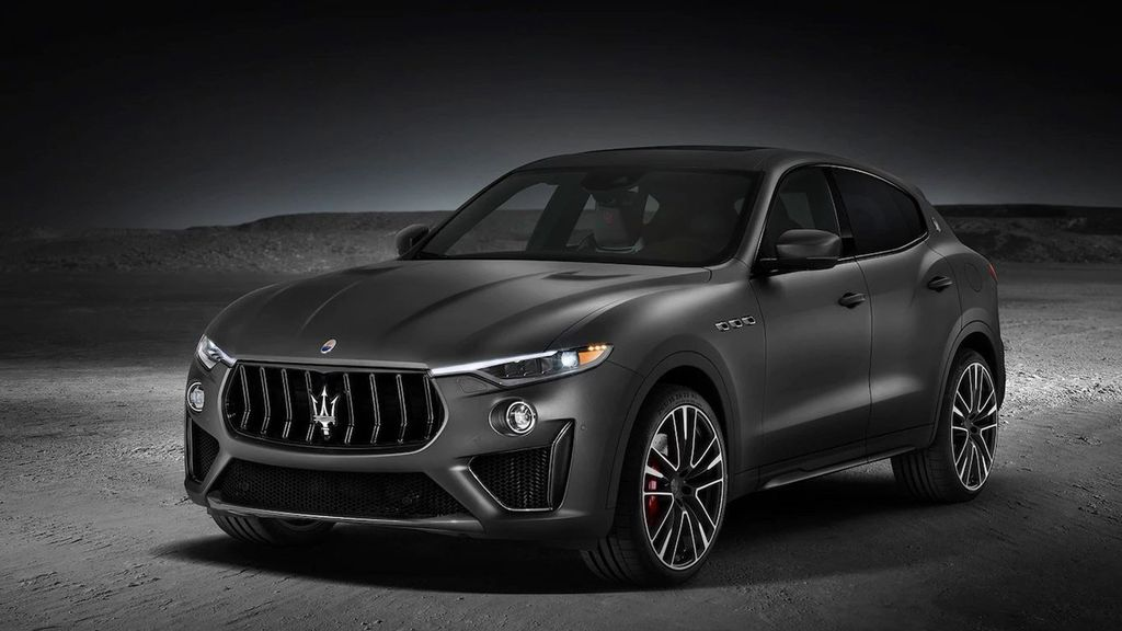 2019 Maserati Levante Now Accepting Deposits - 17495235 - 0