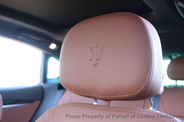 2019 Maserati Levante S 3.0L - 18543154 - 19