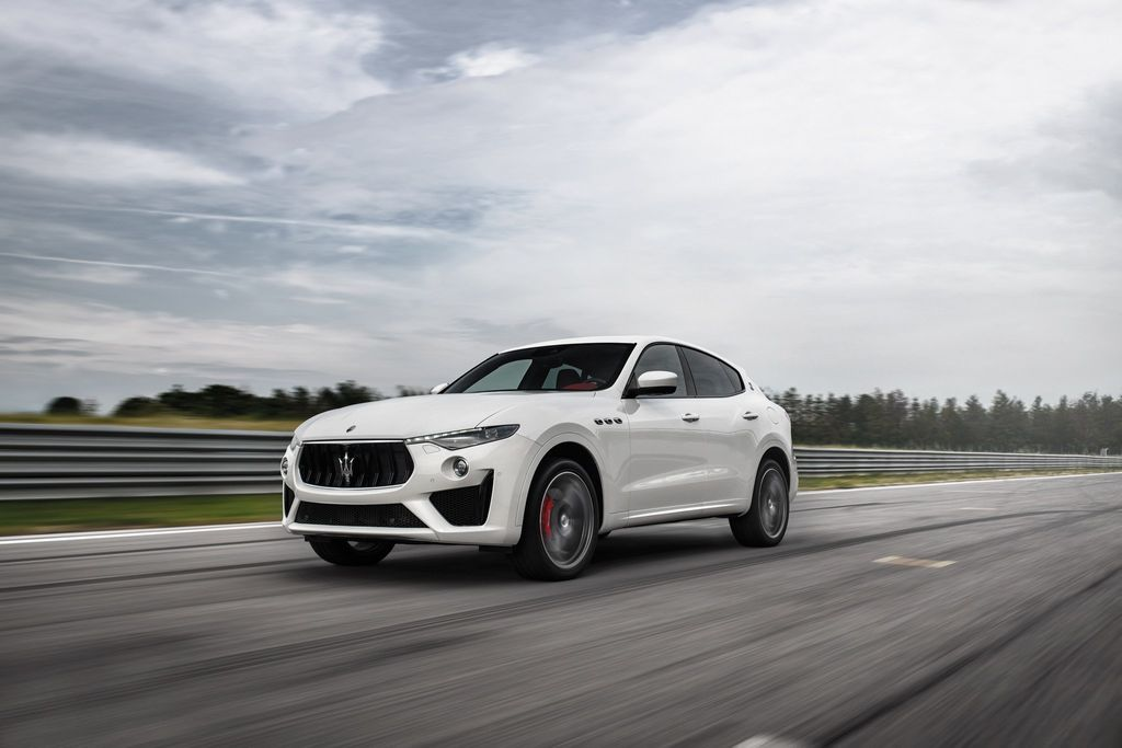 2019 Maserati Levante GTS Now Taking Pre-Orders on the NEW GTS - 17876533 - 1