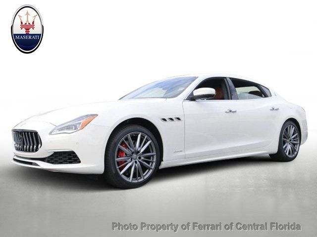 2019 New Maserati Quattroporte S At Ferrari Of Central Florida Serving Orlando Fl Iid 18232270