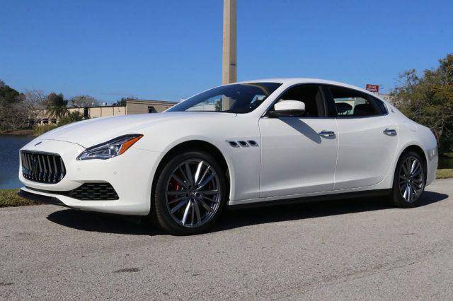 2019 Maserati Quattroporte S 3.0L - 18531801 - 0