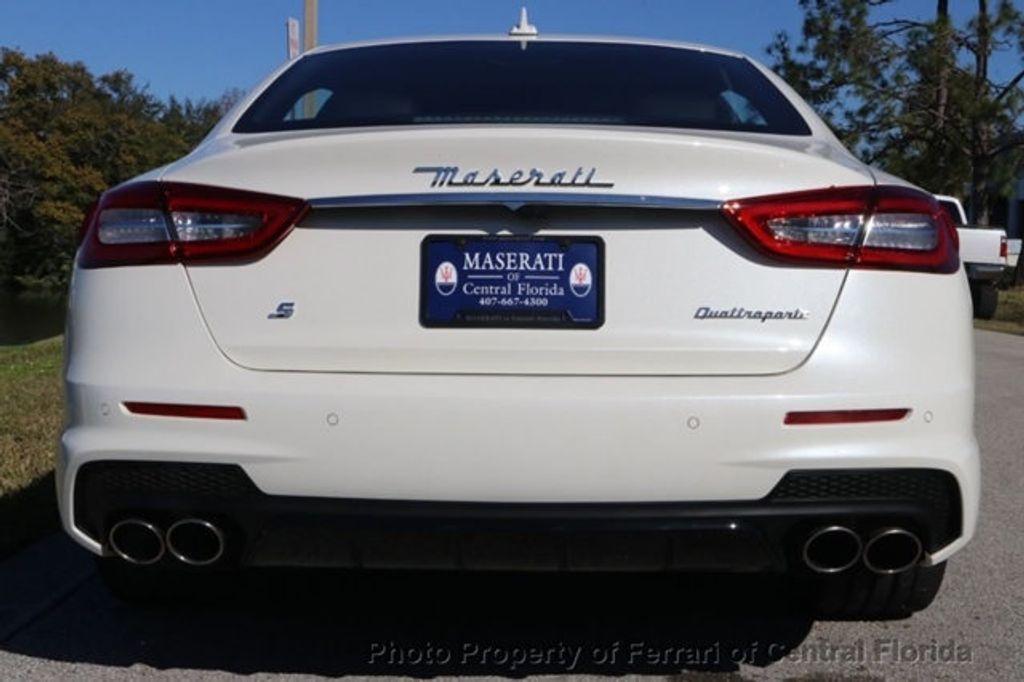 2019 Maserati Quattroporte S GranSport 3.0L - 18563050 - 9