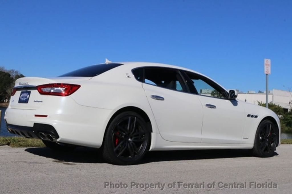 2019 Maserati Quattroporte S GranSport 3.0L - 18563050 - 12