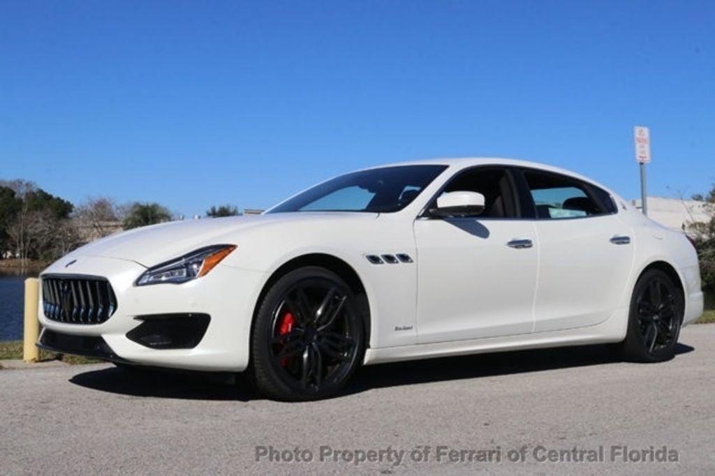 2019 Maserati Quattroporte S GranSport 3.0L - 18563050 - 2