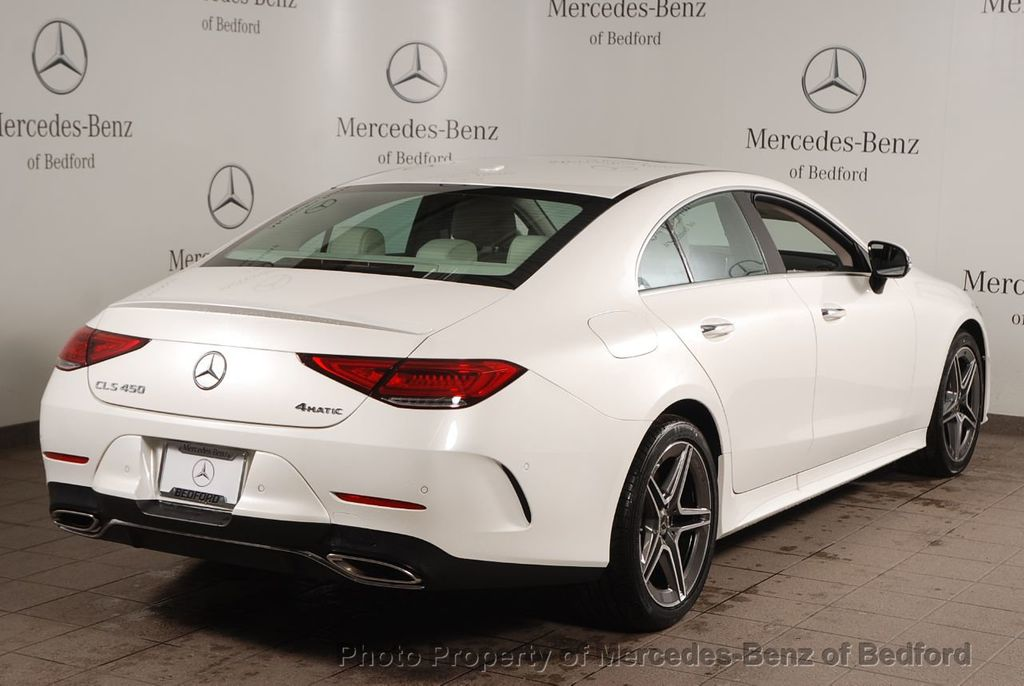 2019 new mercedes benz cls cls 450 4matic coupe at penske. Black Bedroom Furniture Sets. Home Design Ideas