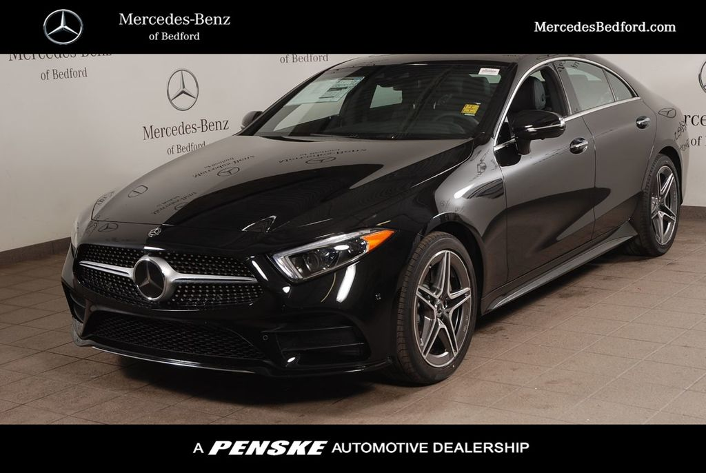 2019 Mercedes-Benz CLS CLS 450 4MATIC Coupe - 18833334 - 0