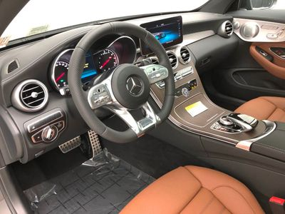 2019 Mercedes-Benz C-Class AMG C 43 4MATIC Coupe - Click to see full-size photo viewer