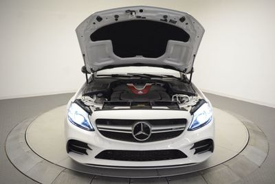 2019 Mercedes-Benz C-Class AMG C 43 4MATIC Sedan - Click to see full-size photo viewer
