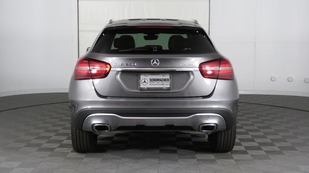2019 Mercedes-Benz GLA GLA 250 4MATIC SUV - 18610020 - 5