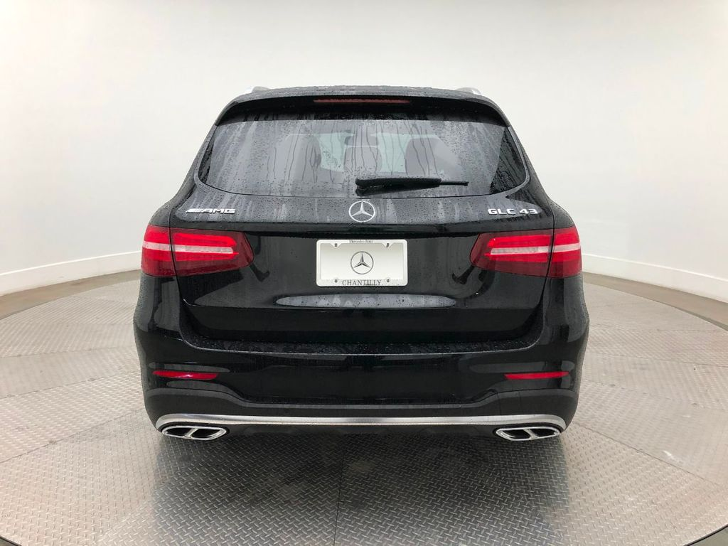 2019 Mercedes-Benz GLC AMG GLC 43 4MATIC SUV - 18605029 - 3