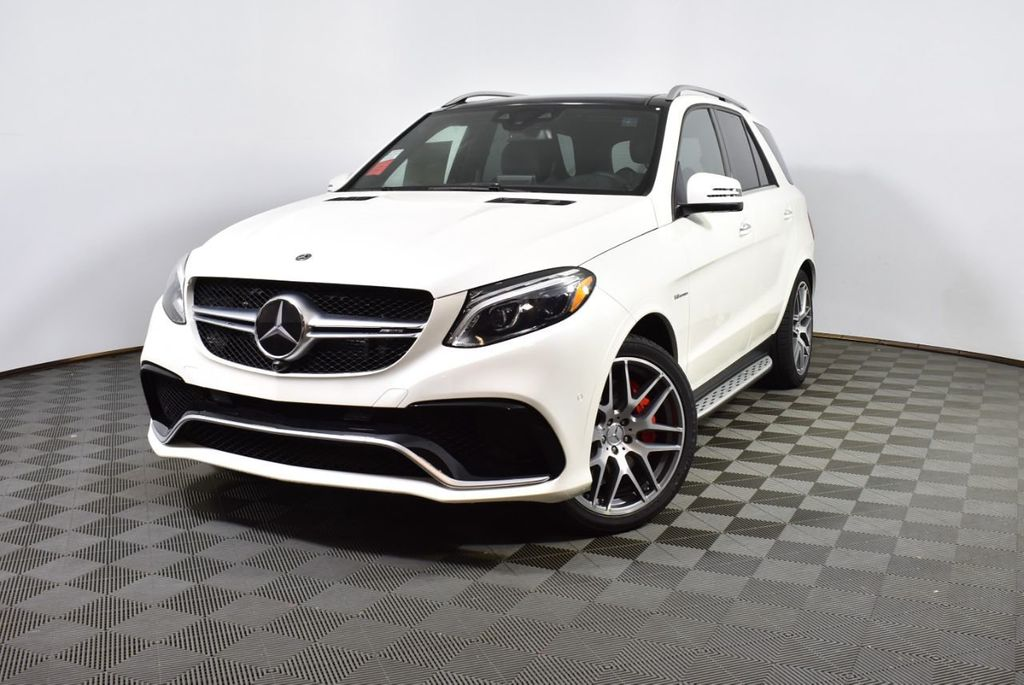 2019 Mercedes-Benz GLE AMG GLE 63 S 4MATIC SUV - 18445490 - 1