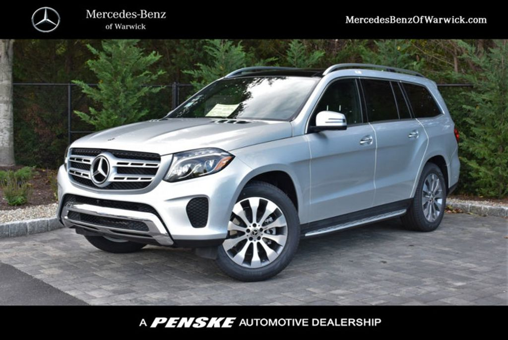 2019 Mercedes-Benz GLS GLS 450 4MATIC SUV - 18206196 - 0