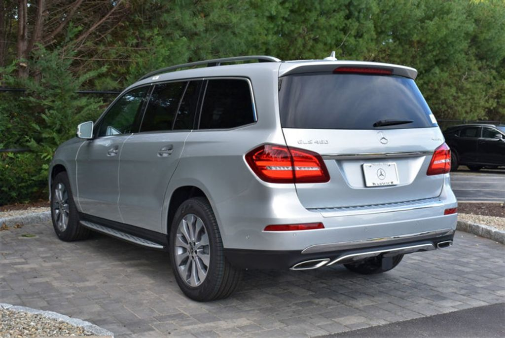2019 Mercedes-Benz GLS GLS 450 4MATIC SUV - 18206196 - 2