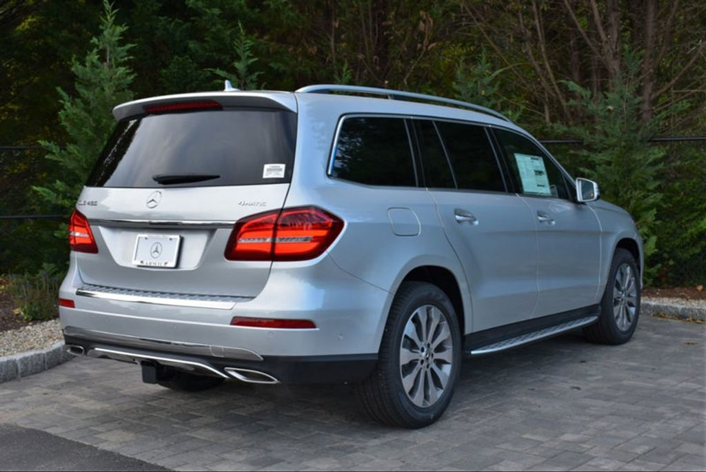 2019 Mercedes-Benz GLS GLS 450 4MATIC SUV - 18206196 - 4
