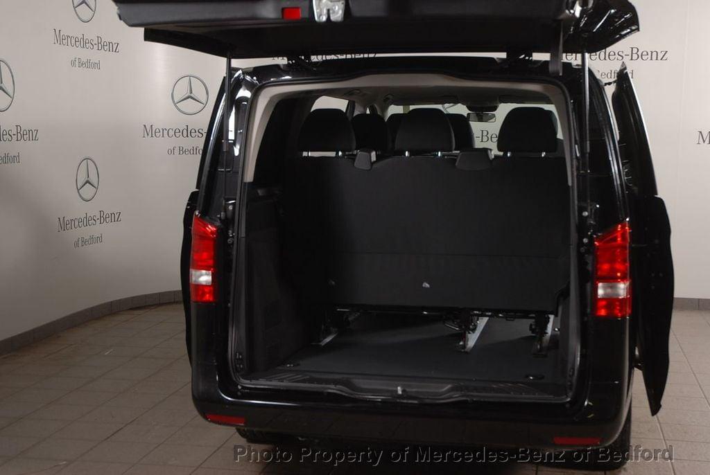 """2019 Mercedes-Benz Metris Passenger Van Metris Passenger Van Standard Roof 126"""" Wheelbase - 18354349 - 13"""