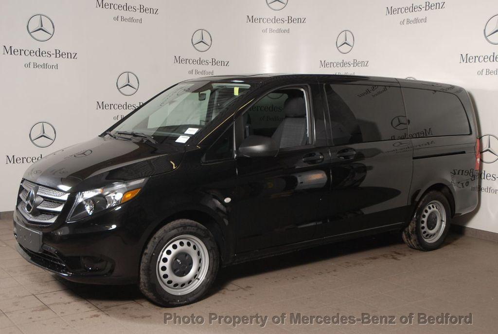 """2019 Mercedes-Benz Metris Passenger Van Metris Passenger Van Standard Roof 126"""" Wheelbase - 18354349 - 1"""