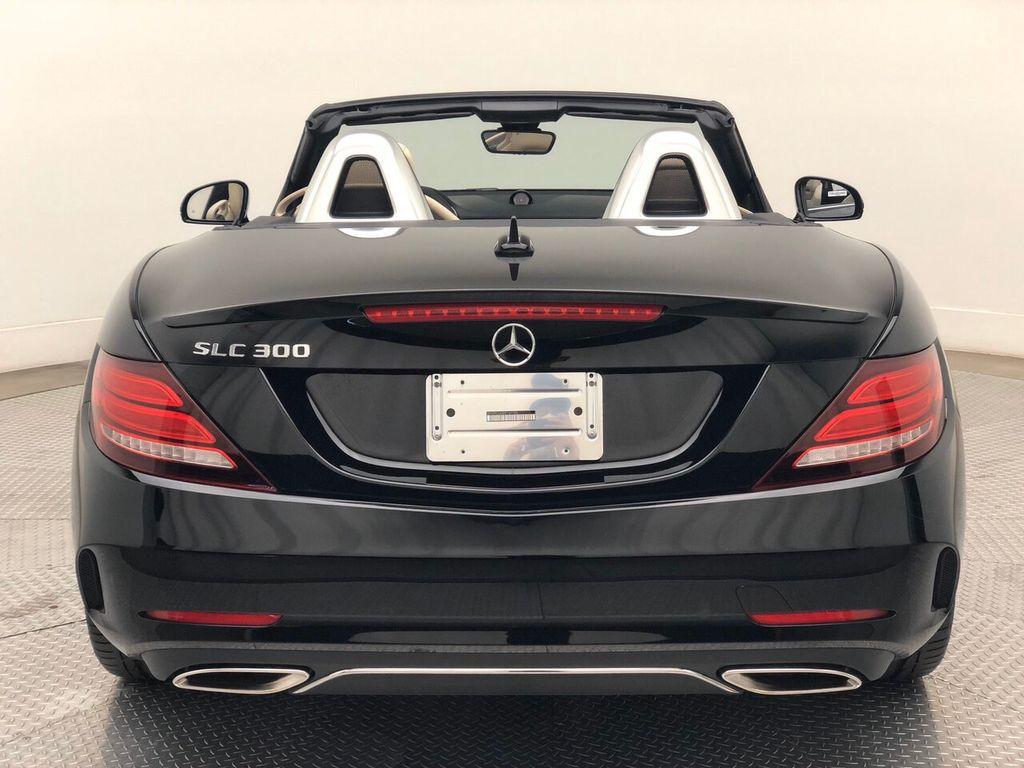 2019 Mercedes-Benz SLC SLC 300 Roadster - 18510911 - 4