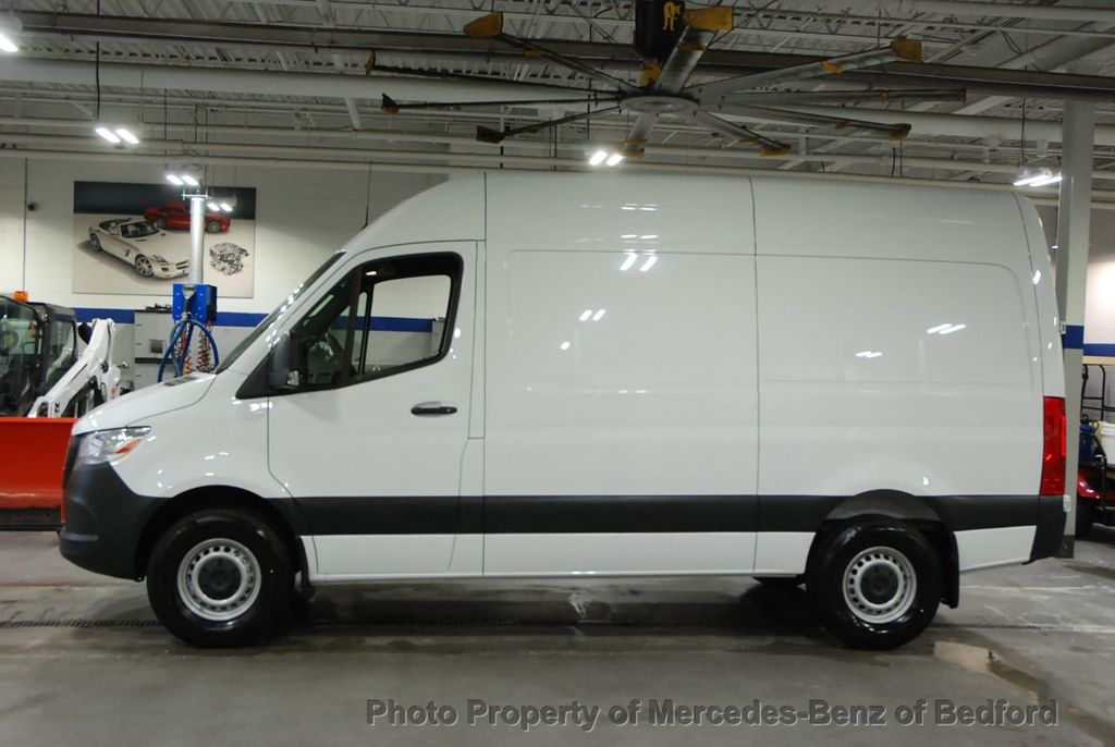 2019 Mercedes-Benz Sprinter 2500/3500 VAN 25 CV 144' WB 2500 CARGO VAN - 18632143 - 1