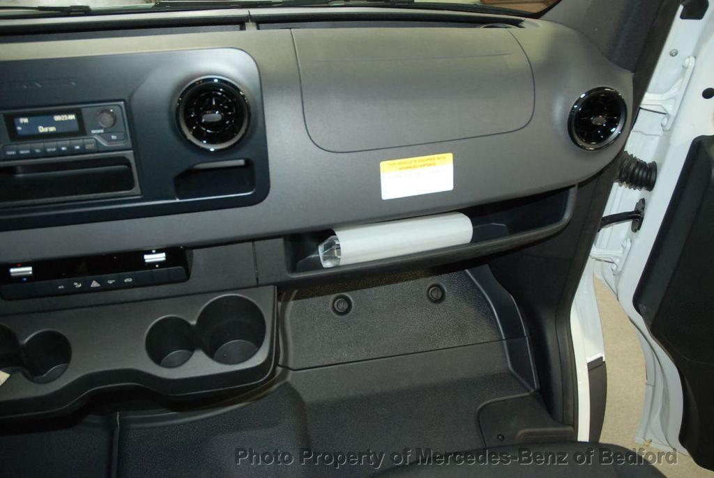 2019 Mercedes-Benz Sprinter 2500/3500 VAN 25 CV 144' WB 2500 CARGO VAN - 18632143 - 22