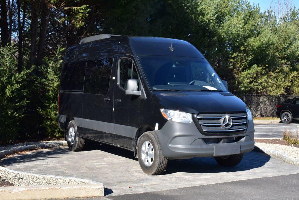 2019 Mercedes-Benz Sprinter 3500 VAN 2500 PV 144' WB 2500 PASSENGE - 18339327 - 9