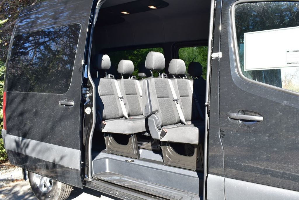 2019 Mercedes-Benz Sprinter 3500 VAN 2500 PV 144' WB 2500 PASSENGE - 18339327 - 15