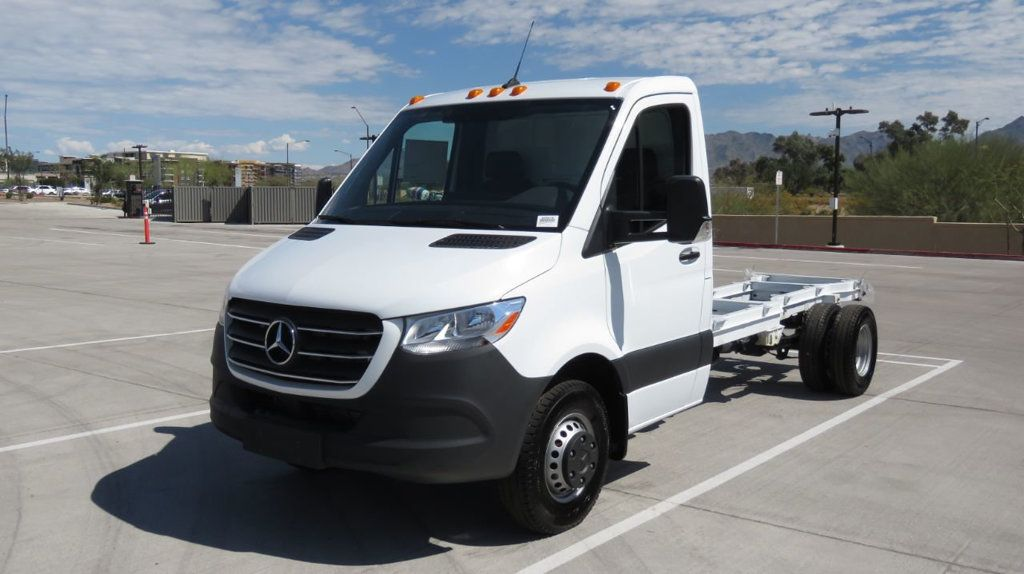 "2019 Mercedes-Benz Sprinter Cab Chassis 3500XD Standard Roof 170"" - 18711040 - 3"