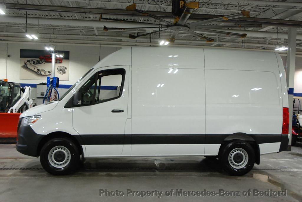 "2019 Mercedes-Benz Sprinter Cargo Van 2500 Standard Roof V6 144"" RWD - 18632143 - 1"