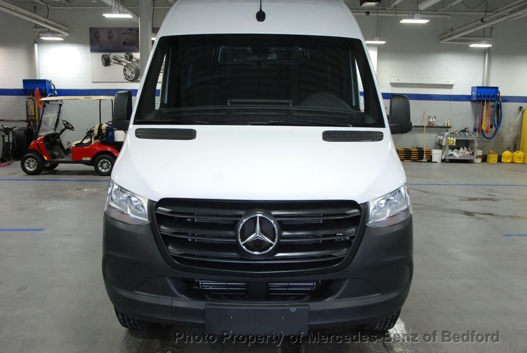 "2019 Mercedes-Benz Sprinter Cargo Van 2500 Standard Roof V6 144"" RWD - 18632143 - 7"