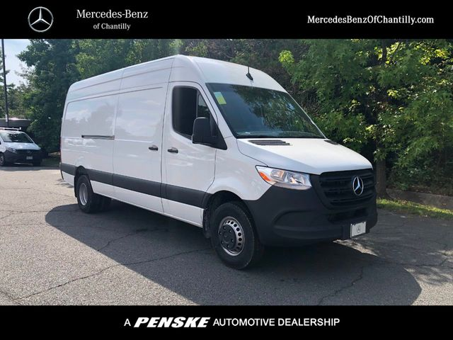 "2019 Mercedes-Benz Sprinter Crew Van 3500 High Roof V6 170"" RWD - 18715221 - 0"